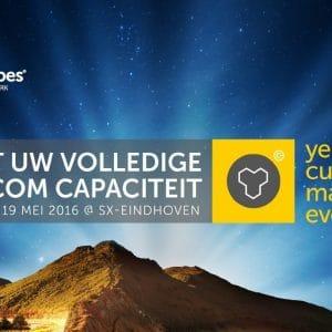 Laatste plaatsen Yellow Cubes MarCom Event, 19 mei. Meld je aan!